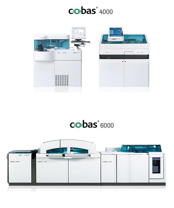 Cobas 4000 – Gala Bakken Design